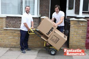 commercial removals service in London