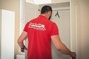 Removals service in London by Fantastic Removals