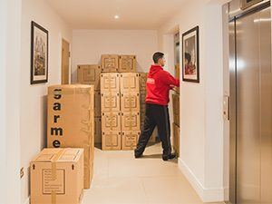 packing service in London