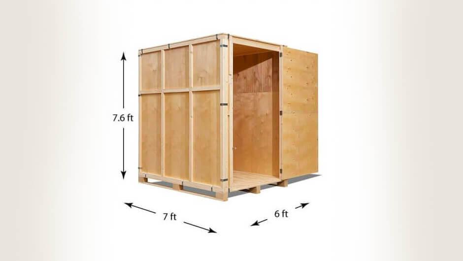 storage service london
