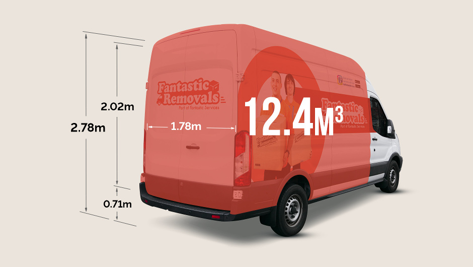 Ford Transit Cargo Dimensions