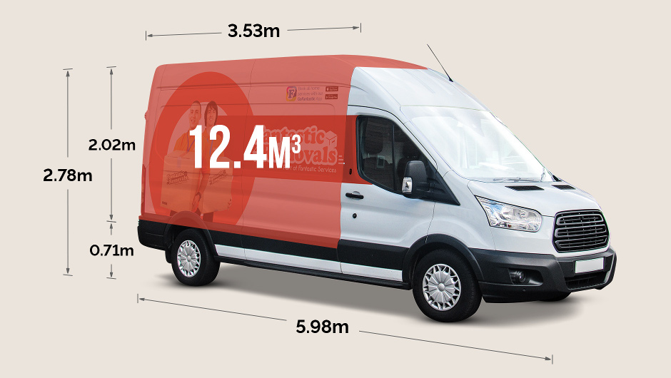 ford transit long wheelbase dimensions in meters