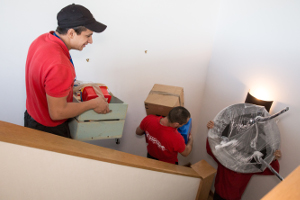 house removals service by Fantastic Removals